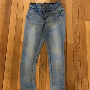 Gently worn size 14 Mudd jeans